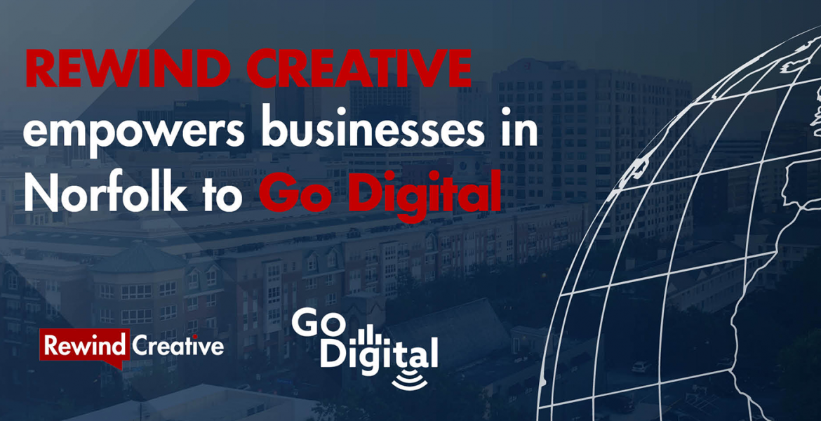 Rewind Creative Agency Empowers Businesses in Norfolk to Go Digital